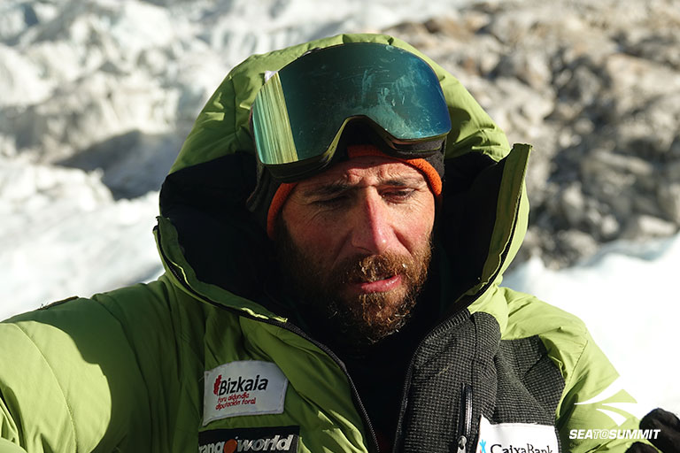 Alex Txikon, alpinista   Embajador Sea to Summit 01   Esteller