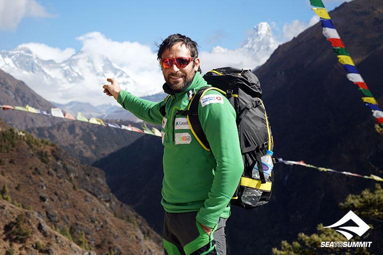 Alex Txikon, alpinista   Embajador Sea to Summit 02   Esteller