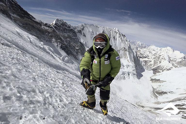 Alex Txikon, alpinista   Embajador Sea to Summit 07   Esteller