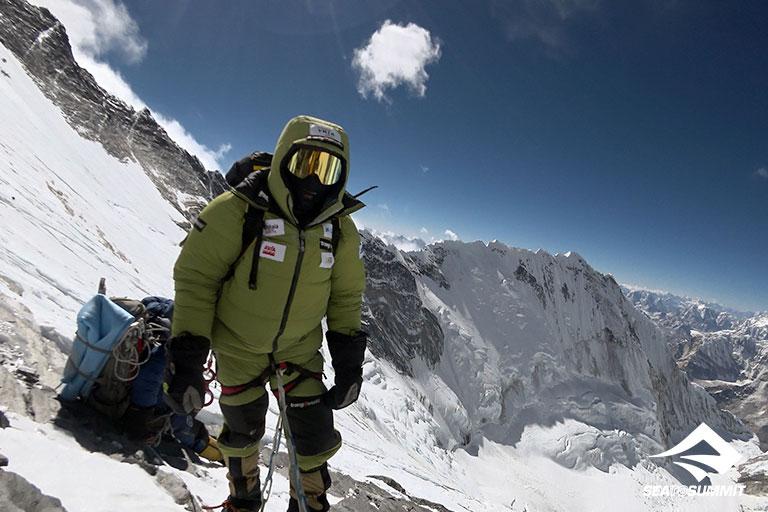 Alex Txikon, alpinista   Embajador Sea to Summit 06   Esteller