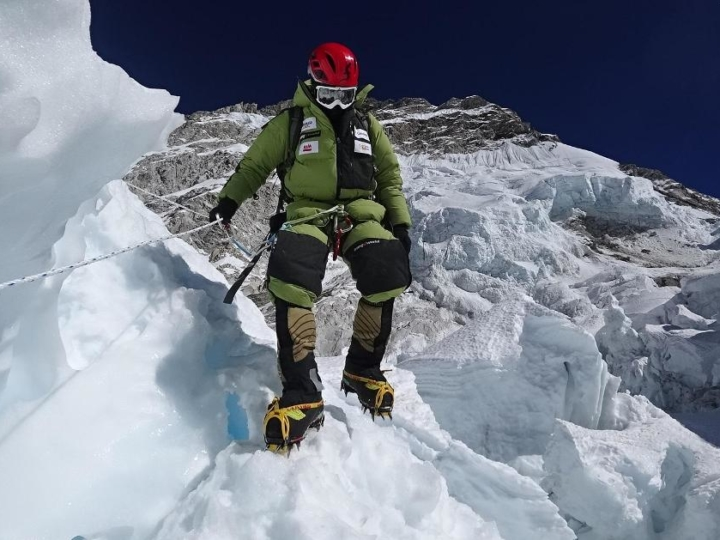 Alex Txikon se une al equipo de Sea to Summit