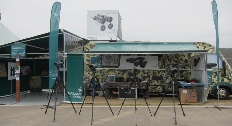 Swarovski Optik en FIO 2018