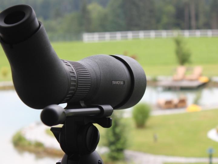Protege tu telescopio con la campaña 'Equípate' de Swarovski Optik
