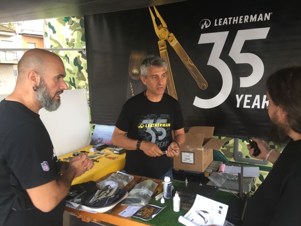 Road Show Leatherman