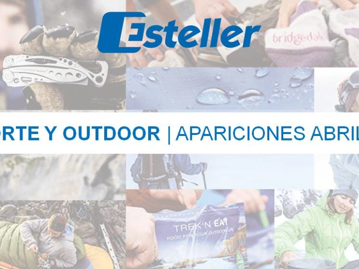 Deporte y outdoor|Apariciones abril 2018