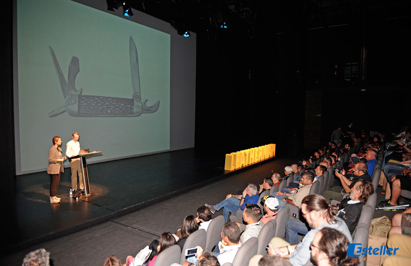 Evento Leatherman 35 Aniversario en Barcelona I Esteller