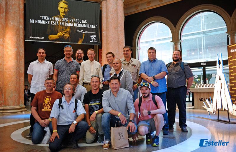 Evento Conoce a Tim en Barcelona I Esteller