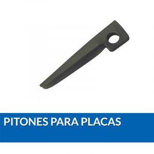 Pitones / placas