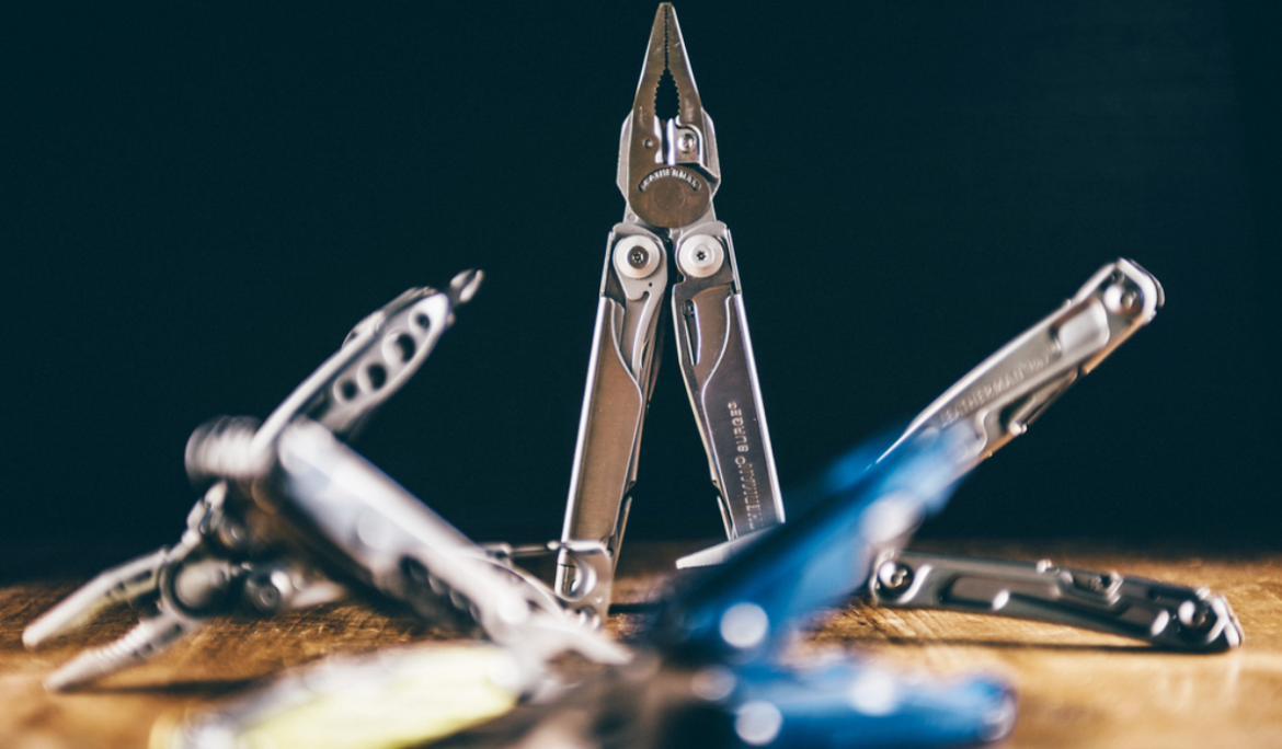 Mantenimiento multiherramientas Leatherman