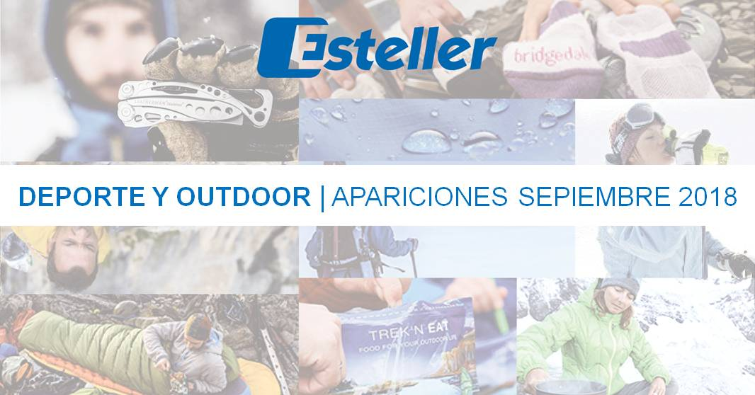 Informe deporte y outdoor septiembre 2018