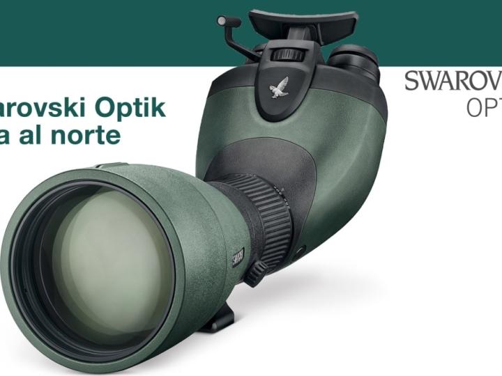 Swarovski Optik viaja a Bilbao y Cantabria
