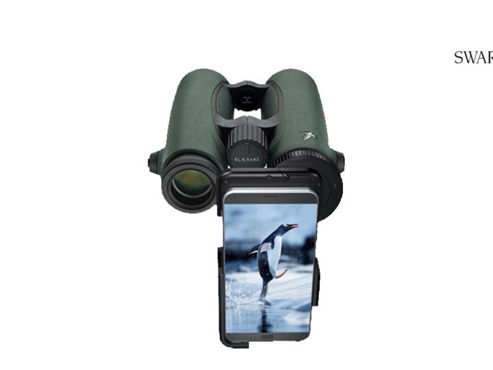 Swarovski Optik lanza una campaña centrada en el adaptador universal VPA