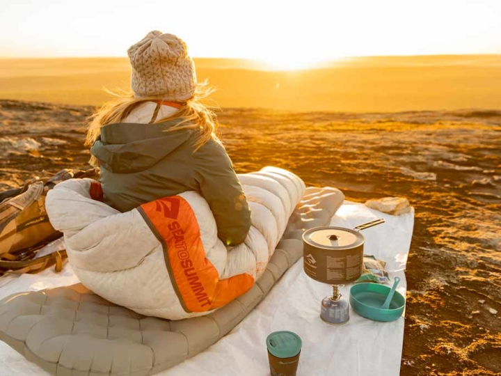 Sea to Summit lanza una gama de productos específicos para mujeres