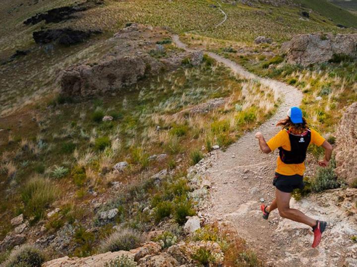 Hydrapak, al lado del trail running
