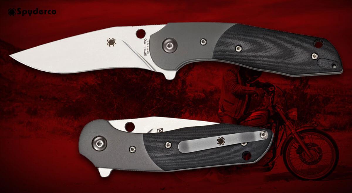 Navaja Hanan I Navajas y cuchillos Spyderco