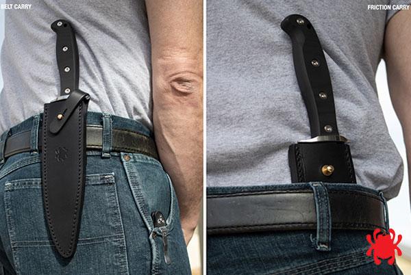 Funda para cuchillo I Spyderco Respect