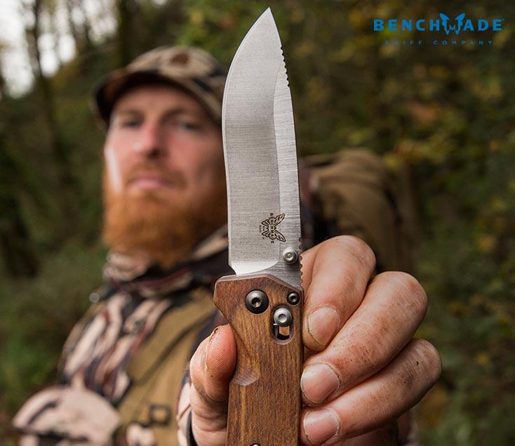 Cuchillos de caza Benchmade I Esteller