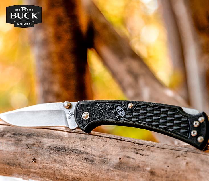 Cuchillos de caza Buck I Esteller