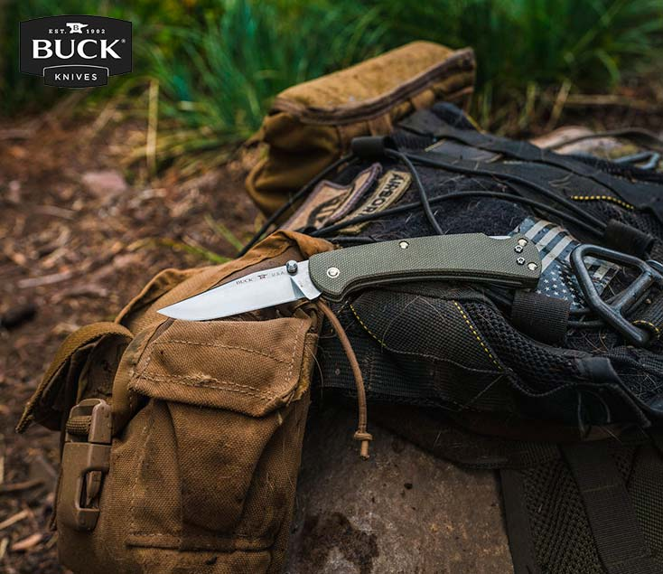 Cuchillos de supervivencia Buck knives I Esteller
