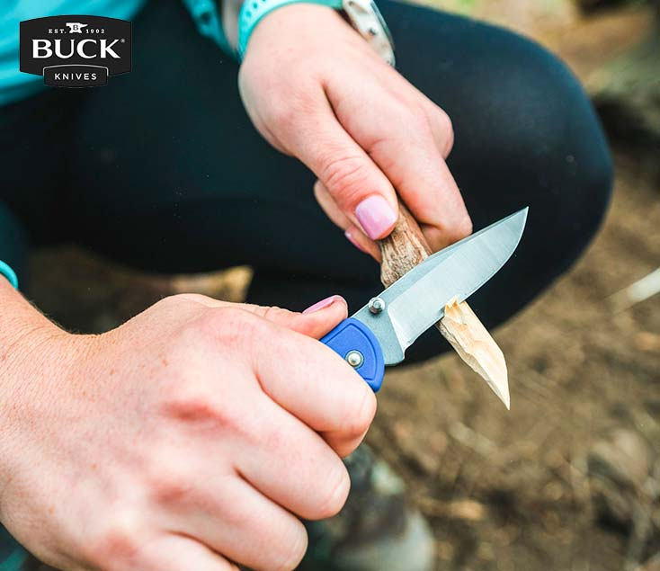 Cuchillo survival Buck I Esteller