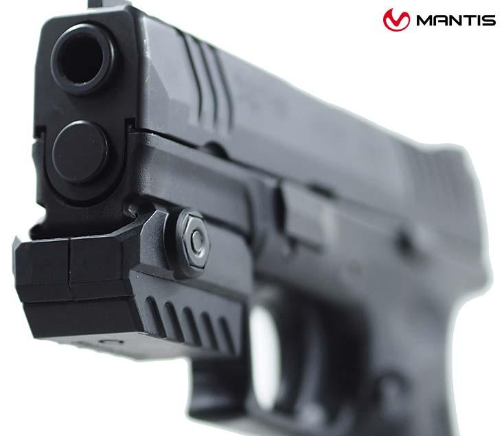 sensor inteligente de MantisX para tiro I Esteller