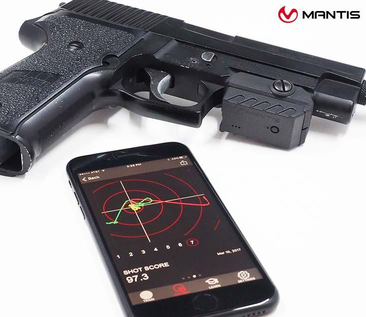 App MantisX I Esteller