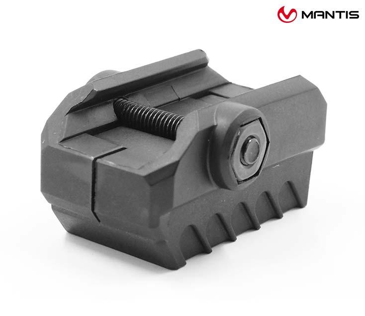 Monitorización de tiro I MantisX I Esteller