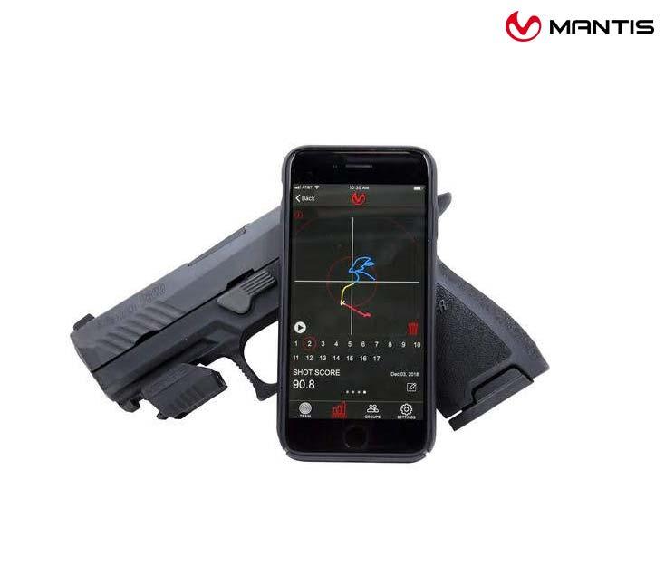 App para tiradores MantisX I Esteller