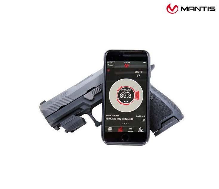 App de tiro MantisX I Esteller