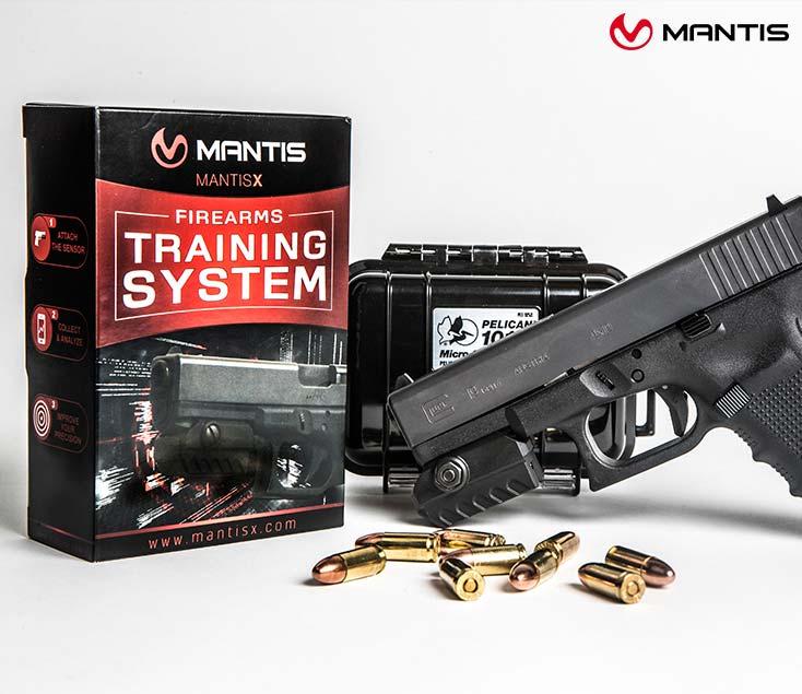 MantisX, sensor inteligente para armas I Esteller