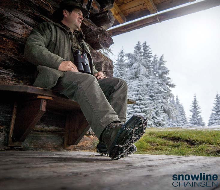 Crampones flexibles Snowline I Esteller
