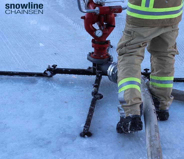 Crampones para hielo Snowline I Esteller