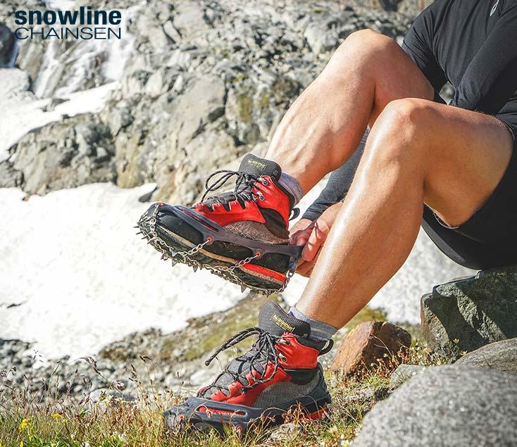 Crampones zapatos Snowline I Esteller