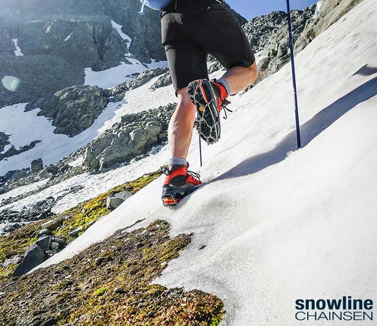 Crampones montaña Snowline I Esteller