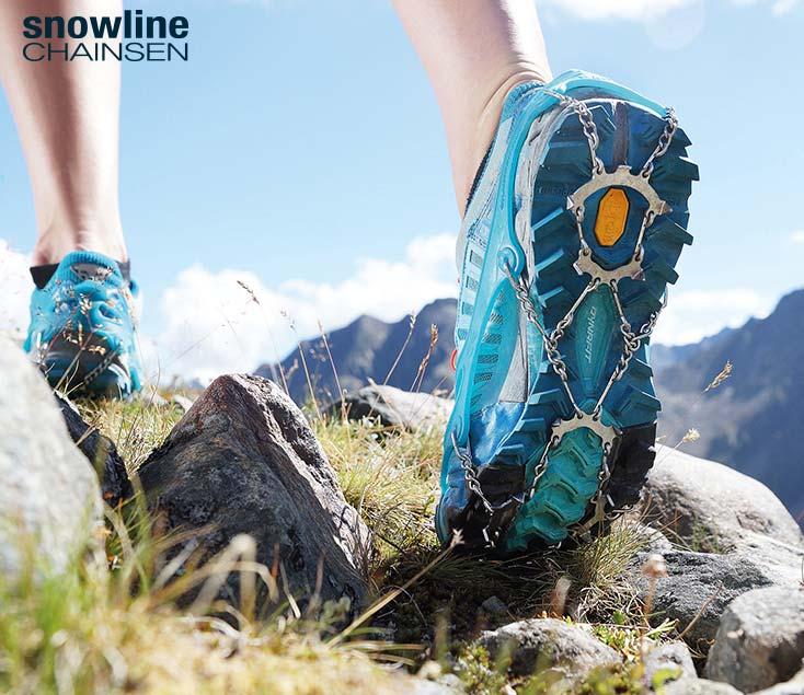 Crampones para zapatillas Snowline I Esteller