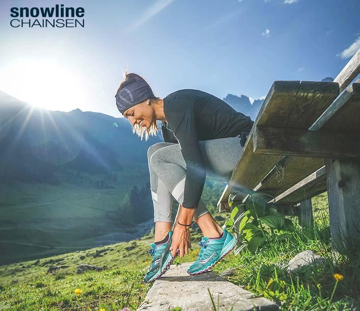 Crampones para correr Snowline I Esteller
