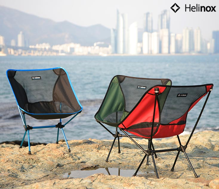 Sillas plegables de camping Helinox I Esteller
