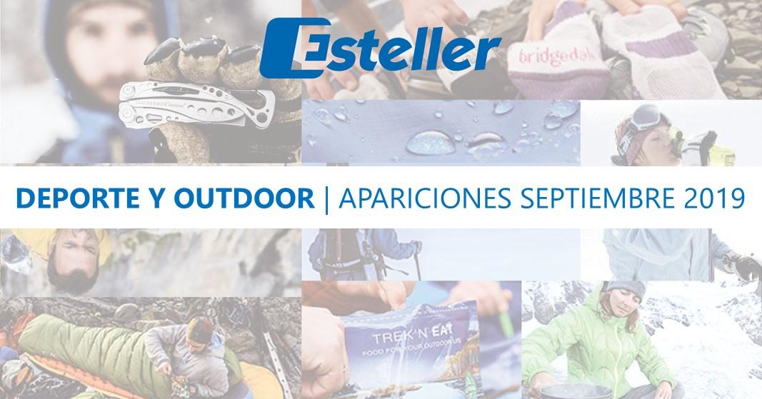 Deporte y outdoor septiembre