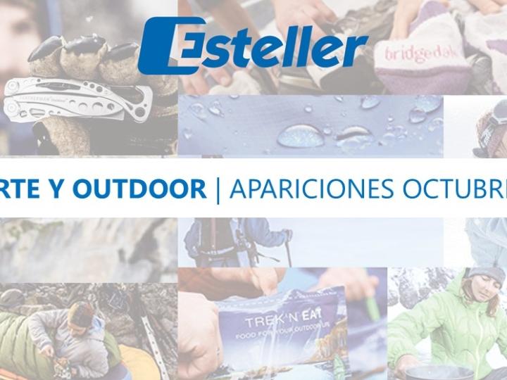 Deporte y outdoor | Apariciones octubre 2019