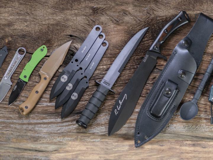 Esteller adquiere la distribución de los cuchillos Ka-Bar