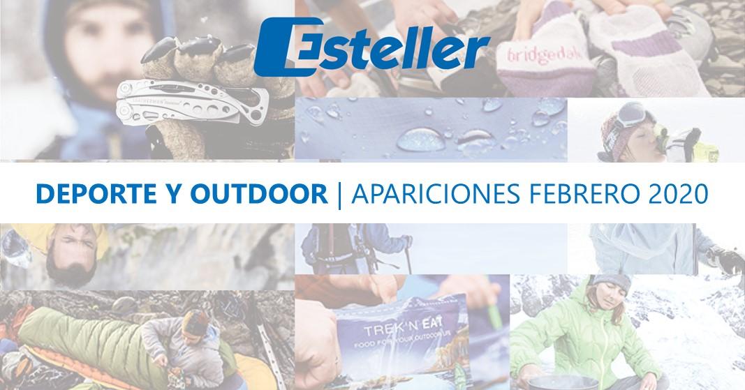Clipping deporte y outdoor febrero 2020